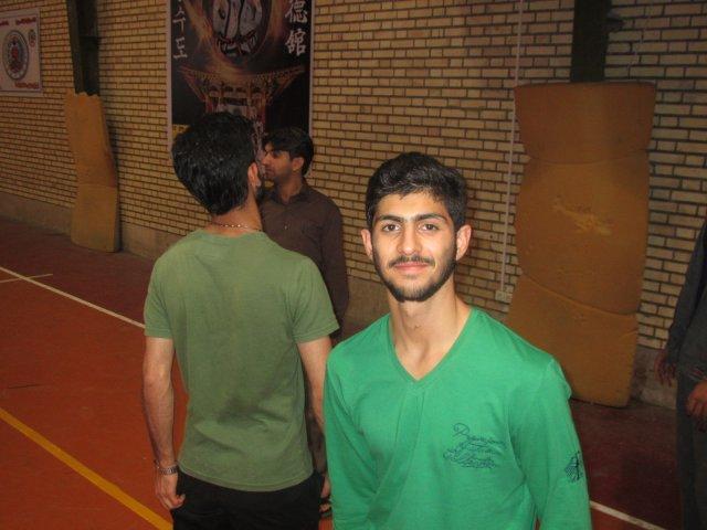 مسابقات کشوری تانگ سودو ایران 1392/12/09